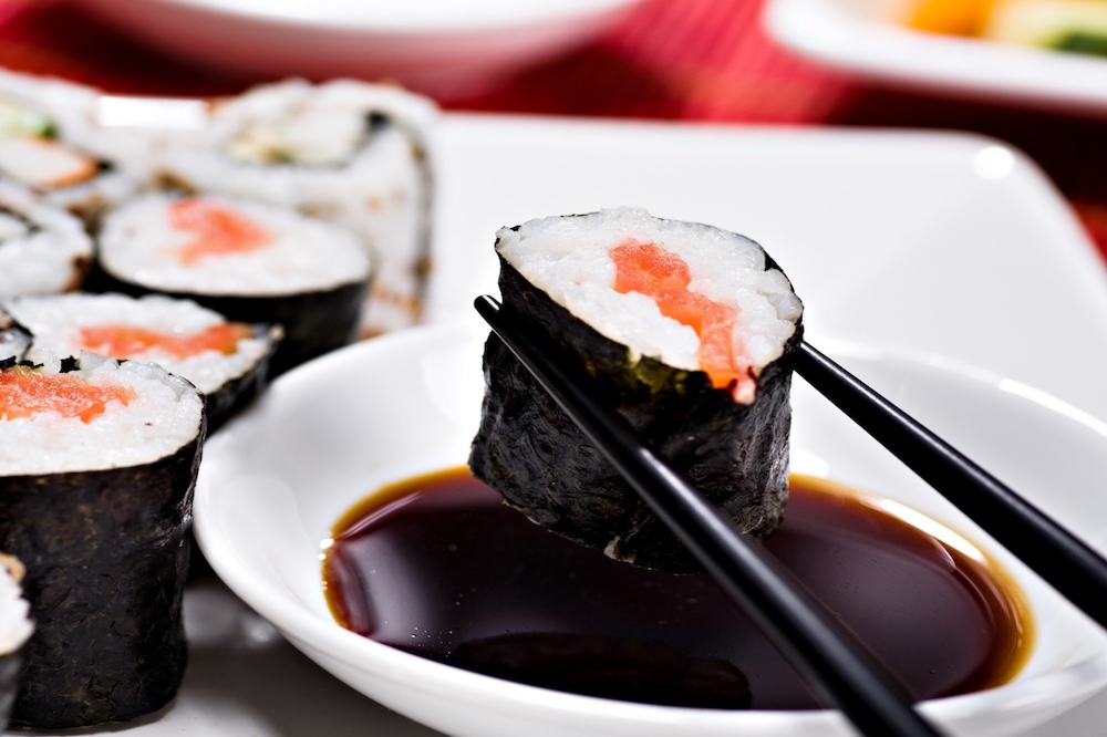 ТОП-7 популярных соусов в японской кухне