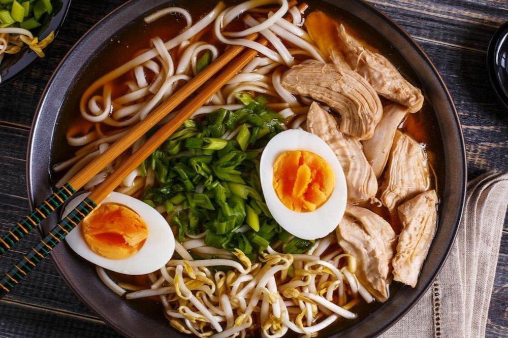 Рамен – полезное и вкусное блюдо азиатской кухни