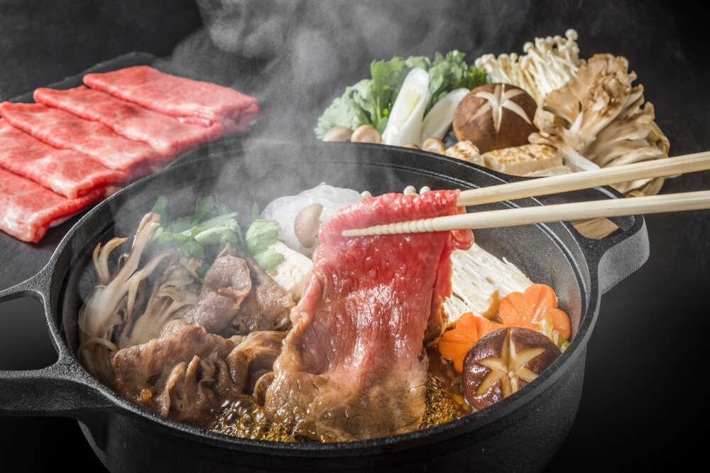 Мясное блюдо Шабу-шабу