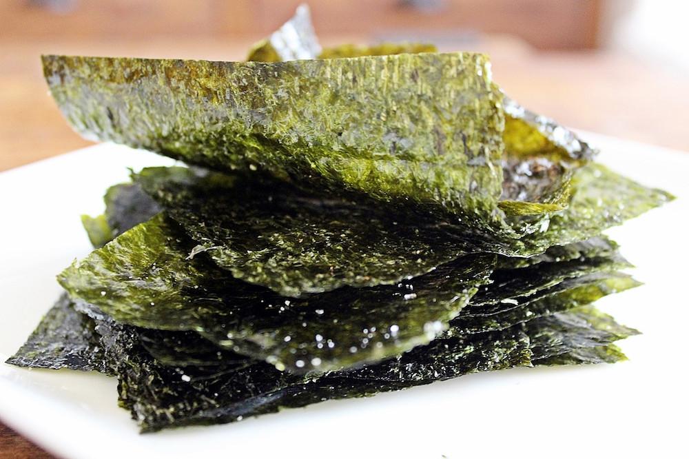История нори: как производятся популярные водоросли