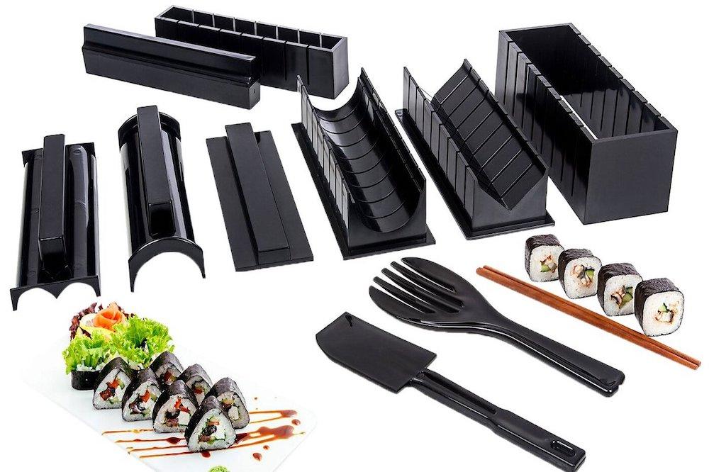 Sushezi, устройство для приготовления идеальных роллов