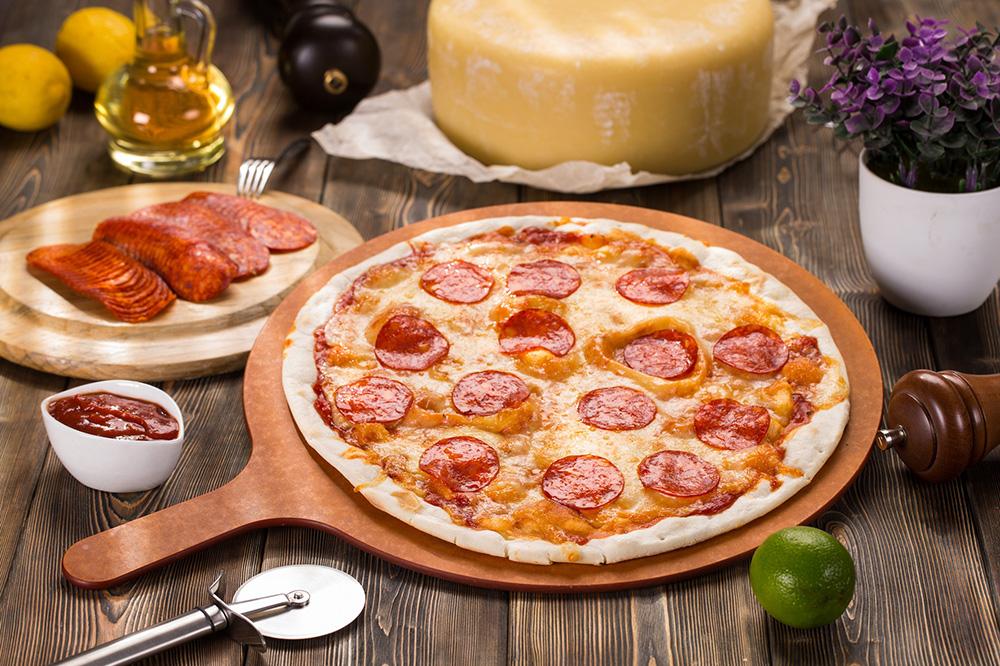 Пицца «Пепперони: состав, классический рецепт