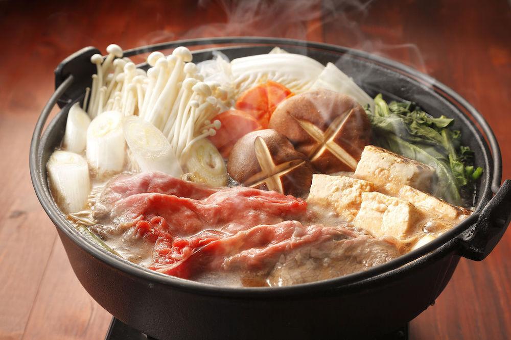 Сукияки – «блюдо из котла»
