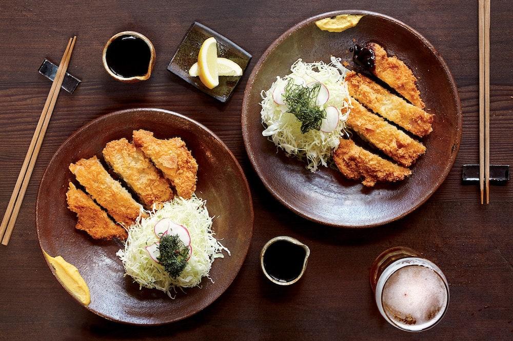 Тонкацу – суперпопулярное блюдо японских кафе