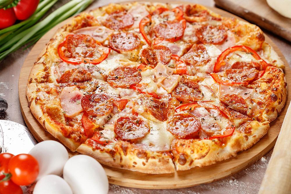 Чем отличается итальянская пицца от американской