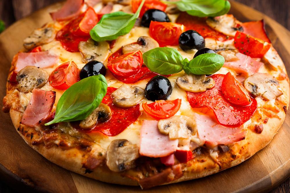 Польза и вред пиццы