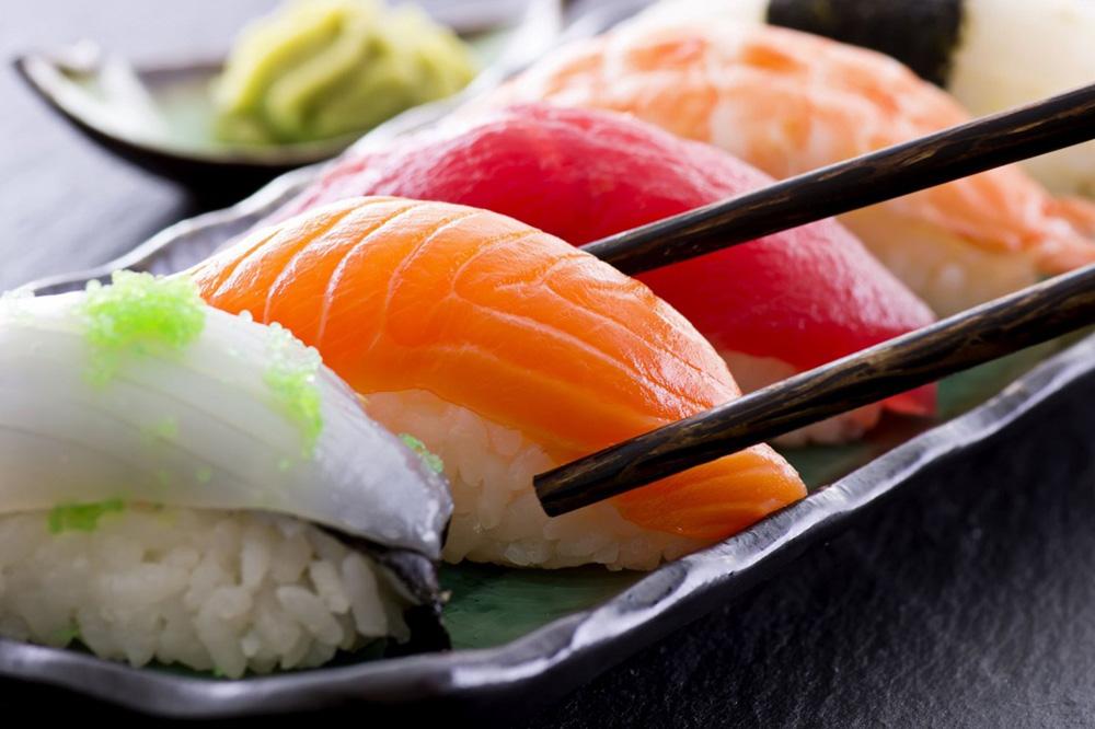 Когда появились суши