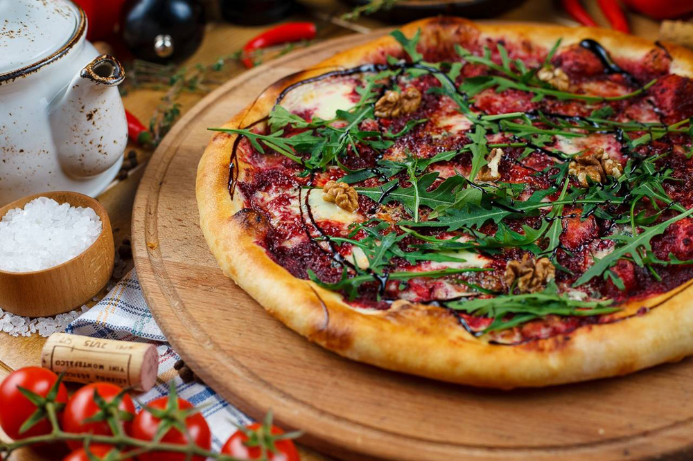 Диетическая пицца миф или реальность