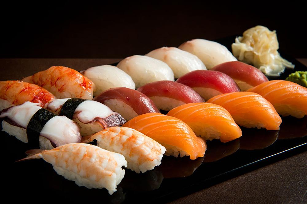 Что такое суши нигири