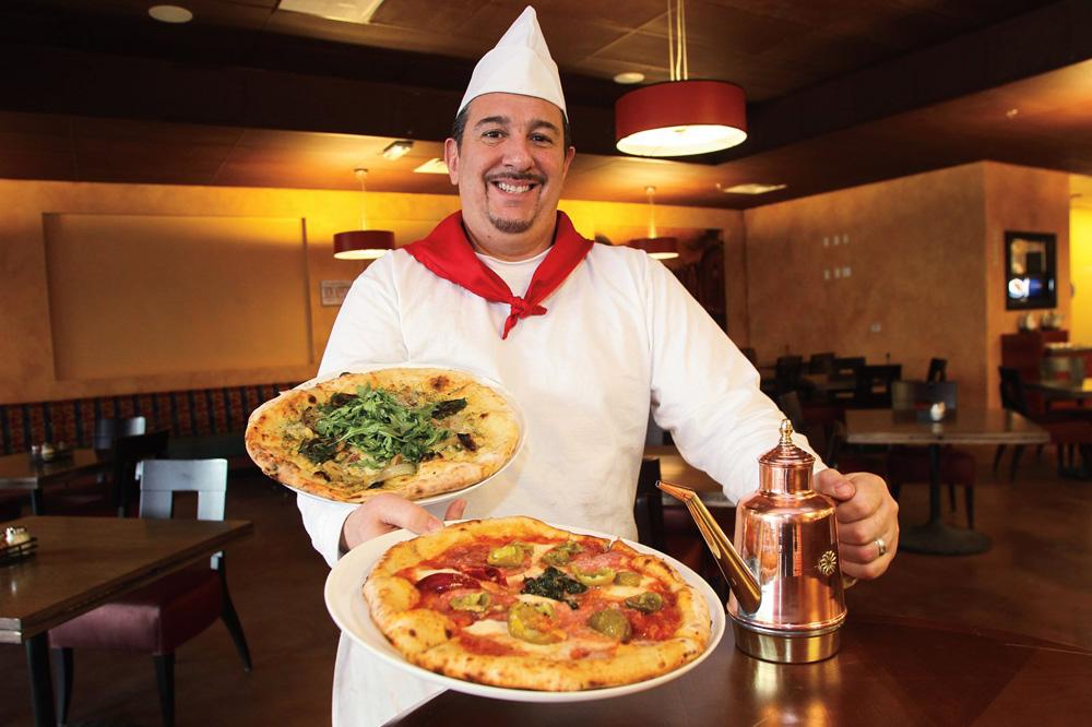 Кто такой пиццайоло