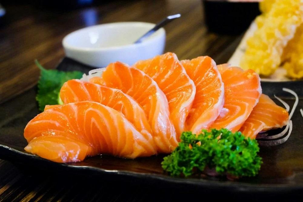 Популярные виды сашими