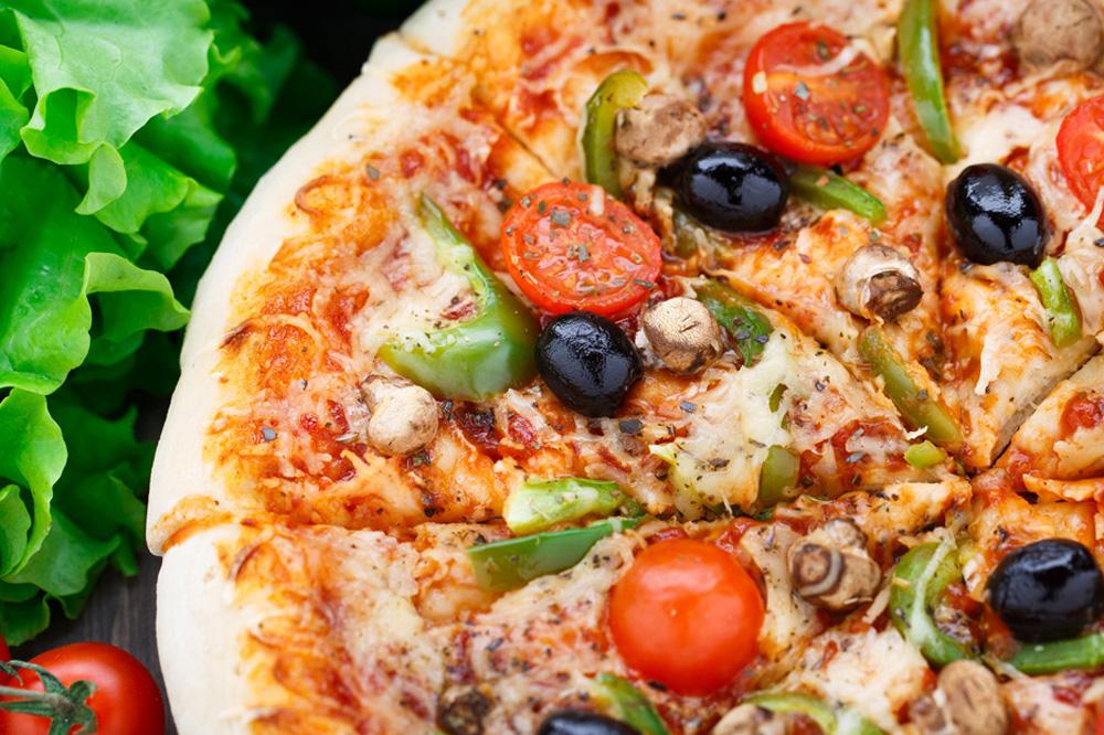Какую пиццу выбрать для доставки домой