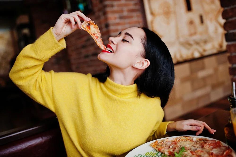 Пицца и диета