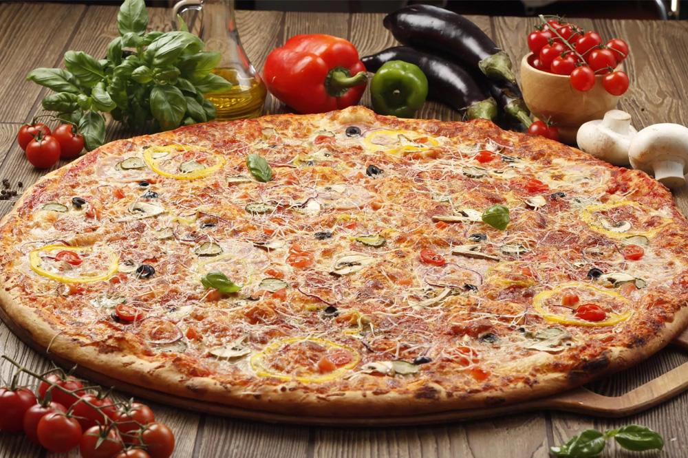 Кулинарные рекорды пиццы