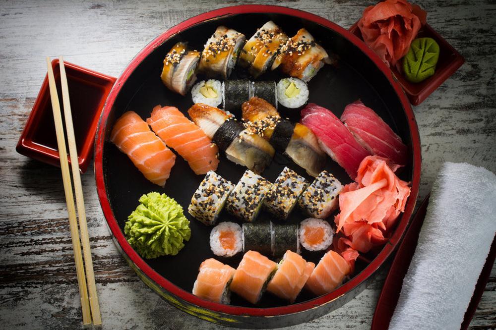 Можно ли замораживать суши и роллы