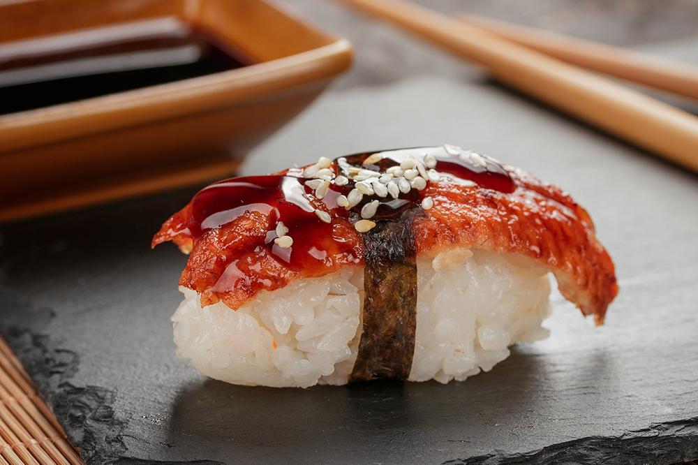 Причины популярности суши в мире
