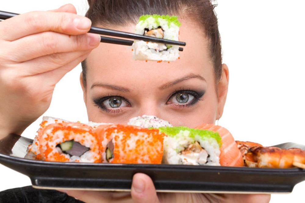Суши диета миф или реальность
