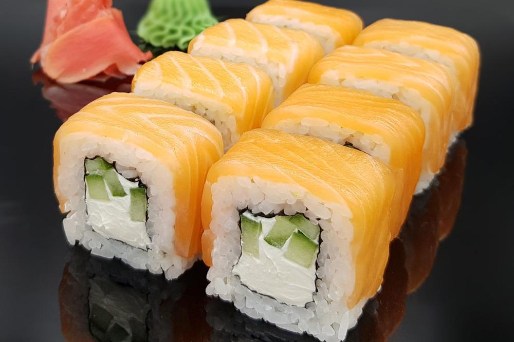 Сливочный и творожный сыр для роллов и суши
