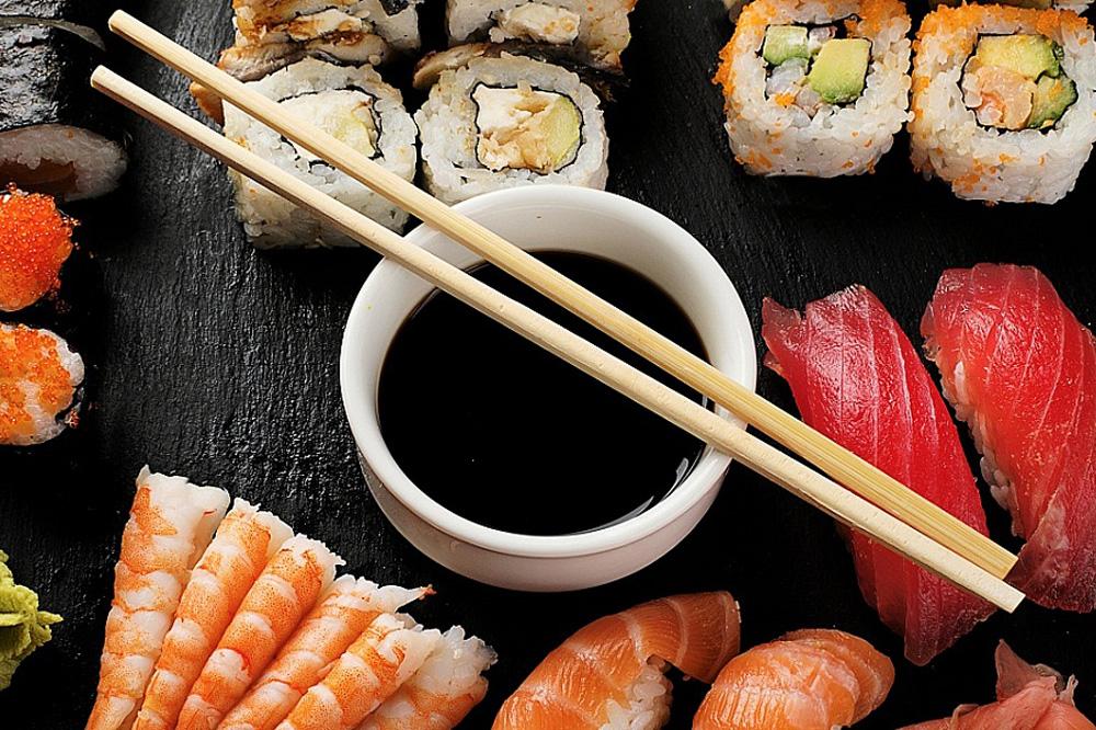 Правильный соус для риса в суши и роллах
