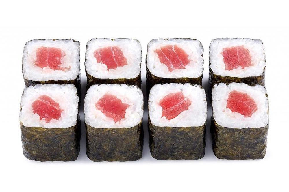 Миниатюрные суши хосомаки