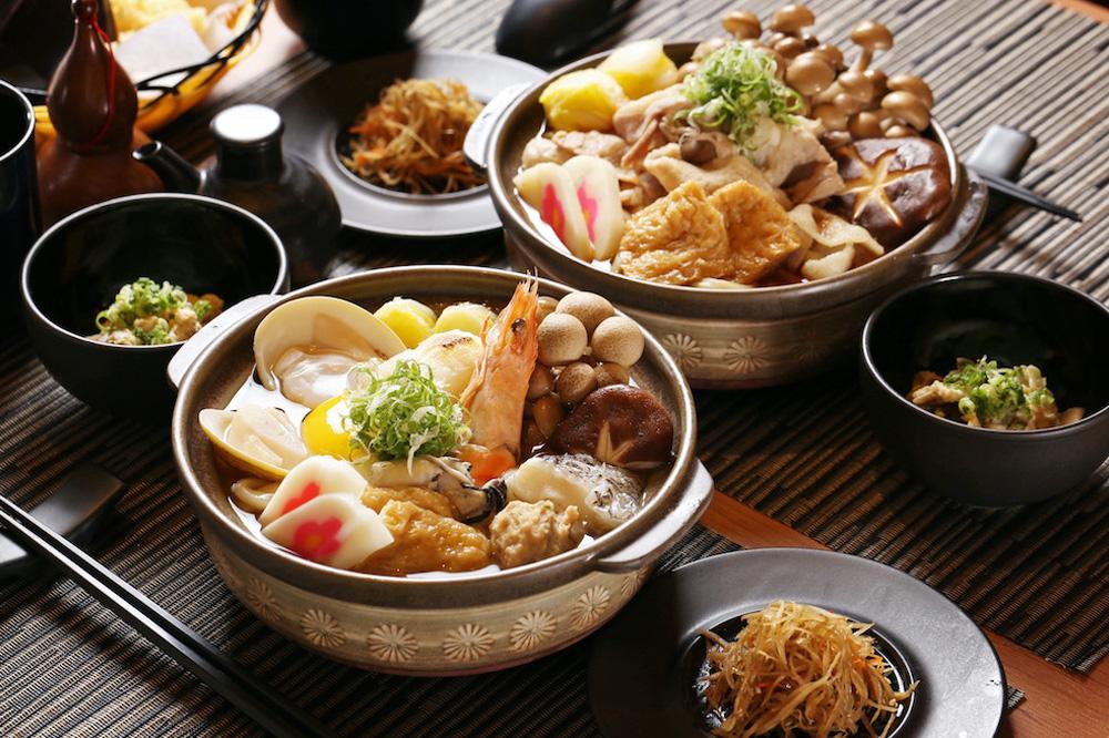 Базовые компоненты японской кухни