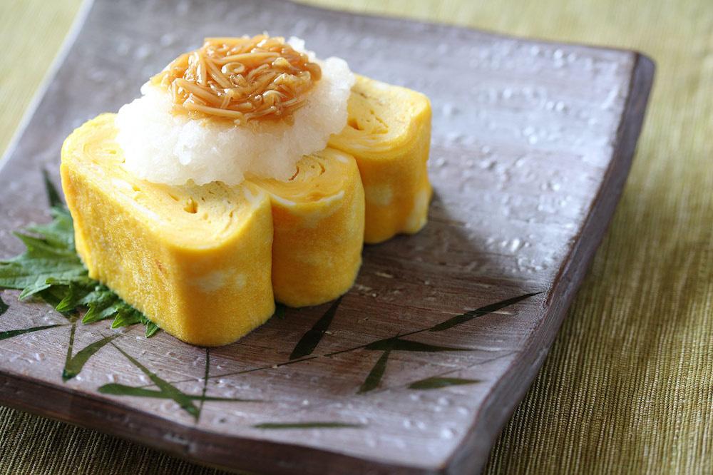 В чем секрет японского омлета тамаго